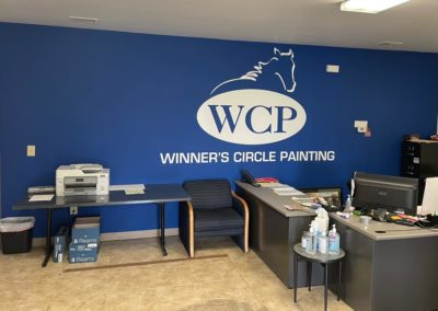 Winner's Circle Painting 6