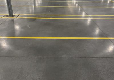 Industrial Floors Striping 2